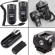 Yongnuo RF-603 2.4GHz Radio Wireless Remote Flash Trigger Shutter C3 for Nikon