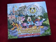Disneyland Resort Official 2-disc Album CD Set Disney Park Music 36 Songs NEW