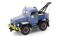 Kramer U800 Allrad Abschlepp-lkw Pastel 1959 Blue / Grey 1:43 Model AUTOCULT