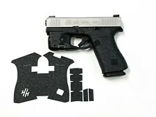 HANDLEITGRIPS  tEXTURED RUBBER CUSTOM TACTICAL GUN GRIP TAPE for Glock 48