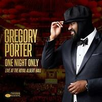 Gregory Porter - One Night Only - Royal Albert Hall [CD]