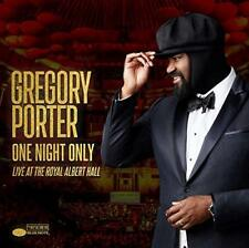 Gregory Porter - One Night Only  Royal Albert Hall [CD] Sent Sameday*