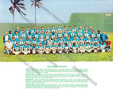 1969 MIAMI DOLPHINS 8X10 TEAM PHOTO KIICK CSONKA GRIESE BUONICONTI MORRIS