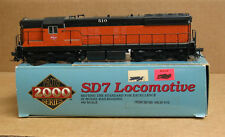 Walthers/Proto 30150 HO Milwaukee Road SD7 #510, DCC