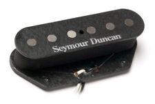 Seymour Duncan STL-2 Hot Telecaster Single Coil Tele Lead/Bridge Pickup, Black