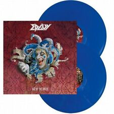 EDGUY - AGE OF THE JOKER - 2LP BLUE VINYL 180 GRAM NEW SEALED 2011