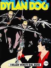 BdM - Dylan Dog n¡ 78, I KILLER VENUTI DAL BUIO, da Edicola, Marzo1993 originale