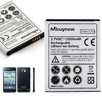 Neu 2000mAh Samsung Ersatz Batterie Akku Samsung Galaxy S2 SII i9100
