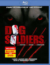 Dog Soldiers (Blu-ray/Dvd, 2010, 2-Disc Set) Horror