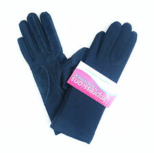 ISOTONER Women's Spandex Fleece Lined Winter Driving Gloves Blacks 1Size Reti$34