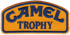 Camel Trophy (Land Rover)  embroidered patch