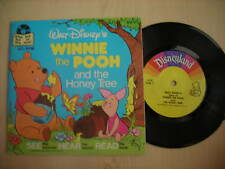 "Disney's Story & Songs WINNIE THE POOH & Honey Tree 7"" 33rpm 1979"