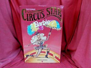 VINTAGE MATTEL BARBIE DOLL - CIRCUS STAR - F.A.O. SCHWARZ STORES LIMITED EDITION