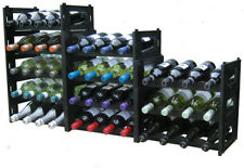 48 Bottle EZIRAK modular wine rack -FREE POSTAGE- NEXT DAY DISPATCH