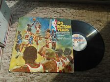 The National Basketball Association 25 Action Years Fleetwood Records FCLP 3047