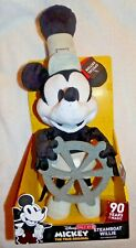 RARE Mickey Mouse Steamboat Willie Plush Toy