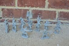 NEW TSSD CIVIL WAR Union Infantry Gray 54MM 1/32 Toy Soldier Playset
