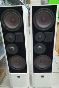 MB QUART 990 MCS Standboxen Stand-Lautsprecher weiß