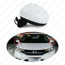 1p For Honda Fit 14-17 Right Side Electric Folding Rearview Mirror 7Wire YL2/15B