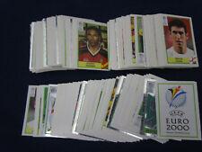 Panini EM EC NL Belgium Euro 2000,complete stickers set/Komplettsatz Bilder,good