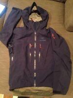 Mens Arcteryx Alpha SV Gore-tex Pro Shell Jacket