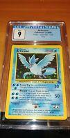 1999 Pokemon Articuno Fossil Unlimited 2/62 Holo Rare - CGC 9 Mint (PSA?)