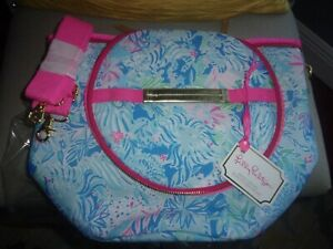 New Lily Pulitzer Beach Cooler