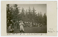 RARE USS REUBEN JAMES VS USS STURTEVANT BASEBALL GAME PHOTO 1st SHIP SUNK WWII