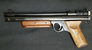 BEAUTIFUL CROSSMAN BENJAMIN SHERIDAN H9A H9 4.5/mm 177 cal TARGET PELLET PISTOL