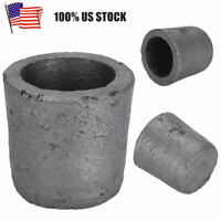 Graphite Furnace Casting Foundry Crucible Melting Tool 1kg/4kg
