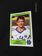 BONNEVAY   OM  MARSEILLE  image sticker N° 136  FOOTBALL 86 PANINI 1986