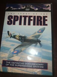 The Story of the Spitfire, Brand New Sealed, Limited edition dvd
