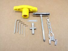 NEW ROVAN COMPLETE TOOL KIT SET WITH ALLEN HEX 24mm WRENCH HPI BAJA KING MOTOR