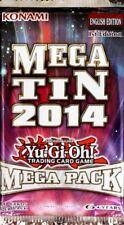 YuGiOh 2014 Mega Tin Mega Booster Pack