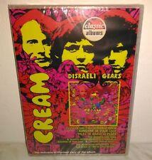 DVD CREAM - CLASSIC ALBUMS: DISRAELI GEARS - NUOVO - NEW