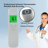 Digital Non-Touch Forehead Thermometer Gun 3-5cm ℃/℉ for Adult Baby Kids