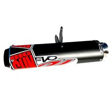 Big Gun EVO U Exhaust Pipe Slip On Muffler Arctic Cat Wildcat Sport / XT 2015