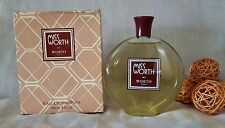 MIS WORTH Worth eau de parfum  250ml splash, descatalogada rare.