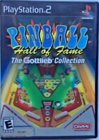 Pinball Hall Of Fame: The Gottlieb Collection - Sony PlayStation 2 PS2 Game