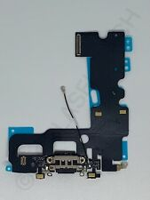 Apple iPhone 7 Charging Port Dock Connector Headphone Black OEM Replacement