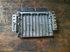 Renault Kangoo MPV 2000 1.4 Automatic E7J635 ECU Engine Control Unit,