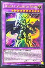 TIMAEUS IL CAVALIERE DEL DESTINO Knight of Destiny DRL3-IT055 Ultra YUGIOH