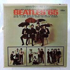 The Beatles Beatles '65 ST 2228 VG+ Vinyl TESTED Original 1st US Press 1964