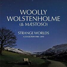 Strange Worlds a Collection 1 Woolly Wolstenholme CD