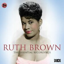 Ruth Brown ESSENTIAL RECORDINGS Best Of 40 Songs COLLECTION New Sealed 2 CD