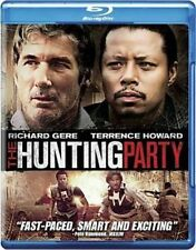 The Hunting Party Region 1 Blu-ray by Richard Shepard