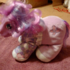 My Little Pony Plush/Plastic Baby Alive 2003 Hasbro Laughs/Sucking Sounds/Coos
