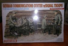 Dragon 1/35 soldatini german communications centro w/signal troop