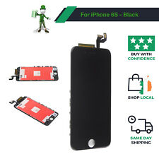 For iPhone 6S LCD Replacement Display Touch Screen Digitizer Lens- Black