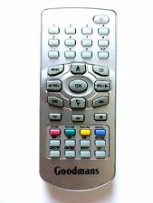 GOODMANS LCD TV REMOTE CONTROL
